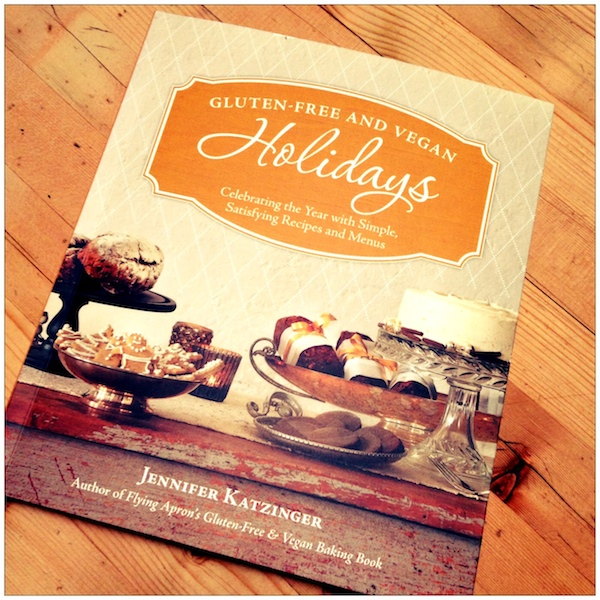 Gluten-Free & Vegan Holidays cookbook review by Recipe Renovator
