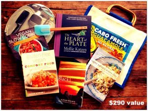November 2013 giveaway from Recipe Renovator