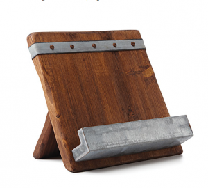Cookbook Stand from Uncommon Goods | Sweepstakes on Recipe Renovator Ends 11/25/13 at 11:59 PM PST