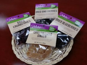 Frieda's Dried Fruits | December sweepstakes on Recipe Renovator