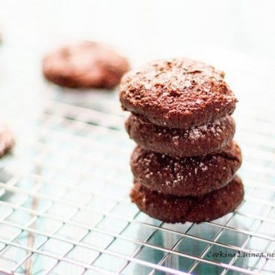 Chocolate-quinoa cookies from @CookingQuinoa