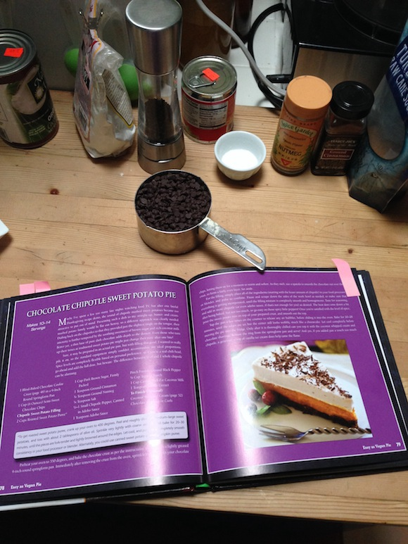 Easy As Vegan Pie   Review by Recipe Renovator