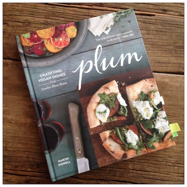 Plum Bistro cookbook review by Recipe Renovator