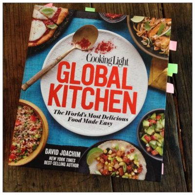 Cookbook review: Cooking Light Global Kitchen