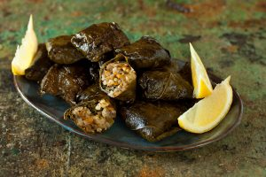 Grape Leaves | Silk Road Vegetarian review | Stephanie Weaver, The Recipe Renovator