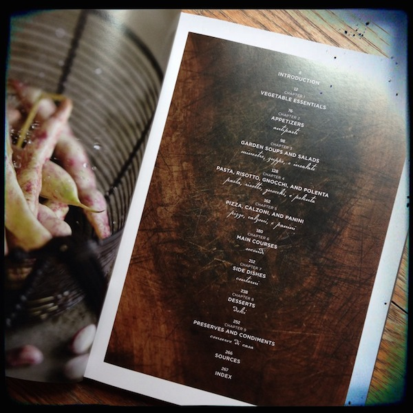 Cookbook review | The Glorious Vegetables of Italy | Recipe Renovator