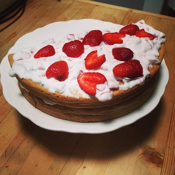Summer Celebration Cake Test | Recipe Renovator