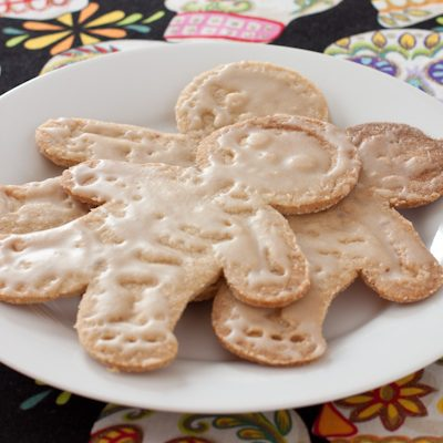 GingerDead Men | Gluten-free & Vegan | Recipe Renovator