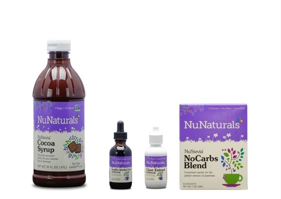 NuNaturals December Giveaway Prize