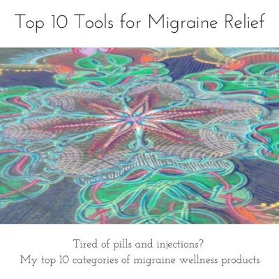 Top 10 Products for Migraine Relief