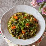 Kitchari-Indian lentils and rice