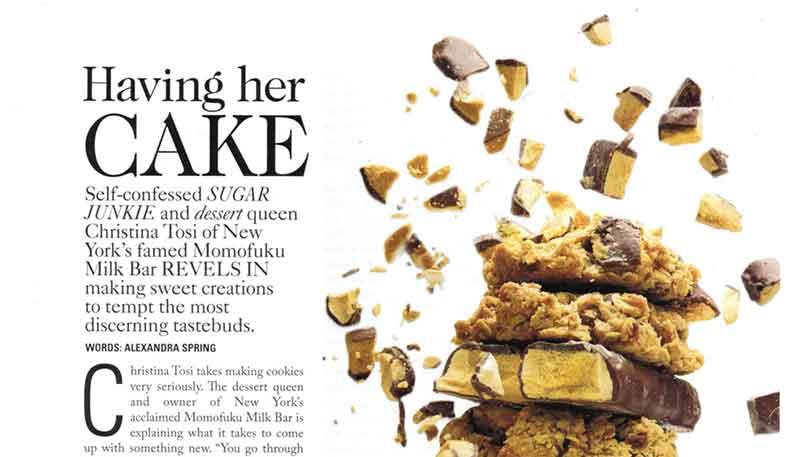 Vogue – February 2013