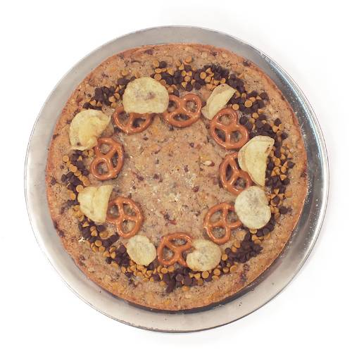Compost Cookie Cake