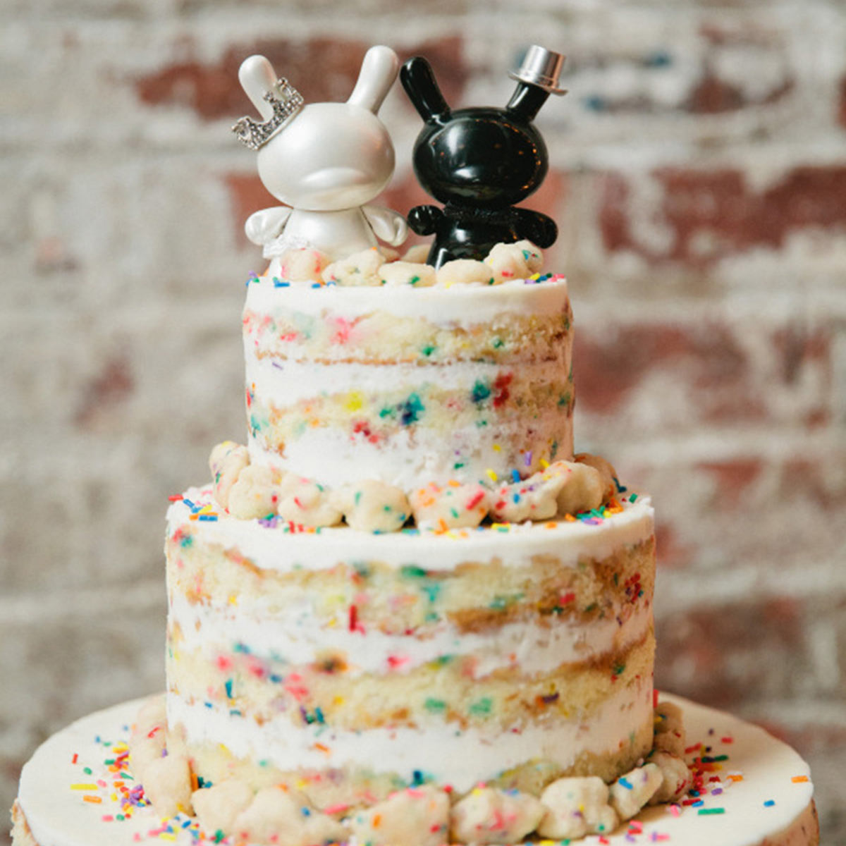 Milk bar bakery weddings 3 tier birthday cake junglespirit