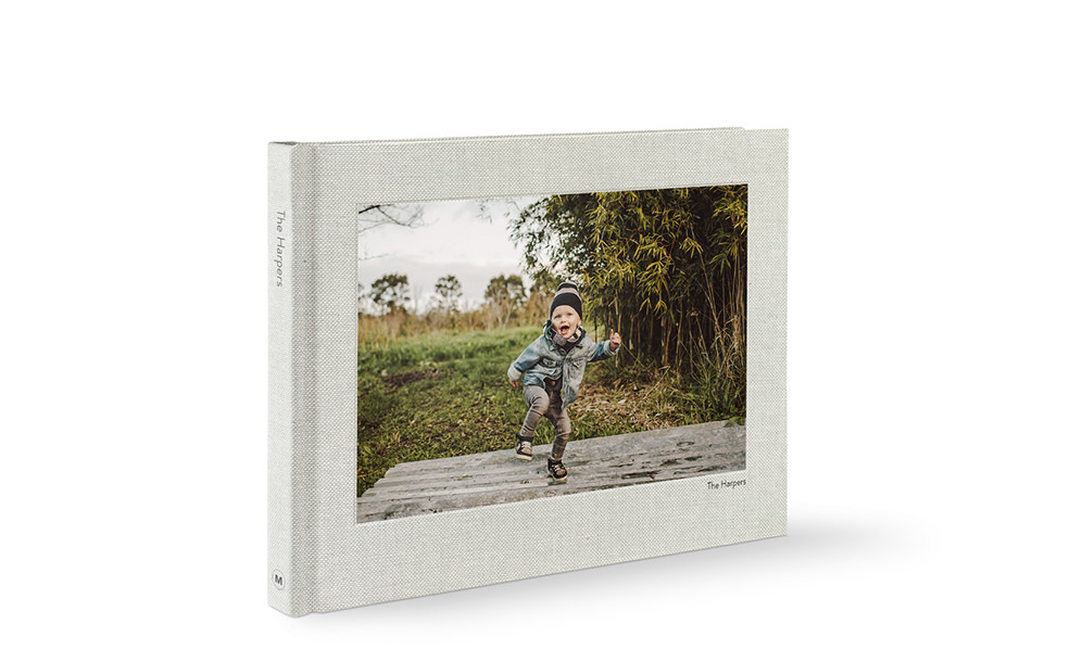 PREMIUM LARGE LANDSCAPE OR PORTRAIT PHOTO BOOKS
