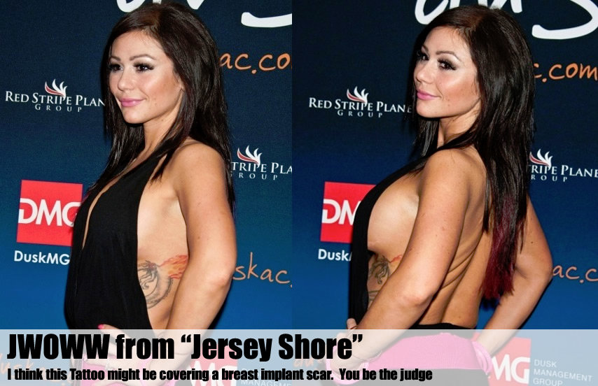 "Jwoww from ""Jersey Shore"""