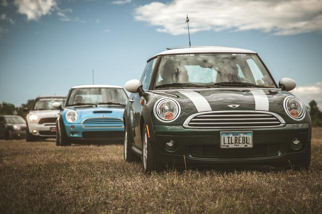MINI on the Mack 2015