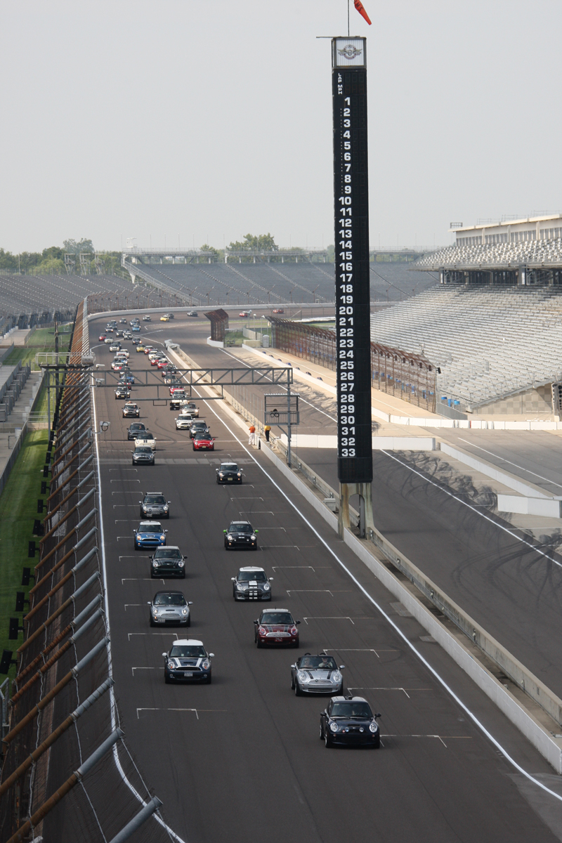 MTTS at the Indianapolis Motor Speedway<br />