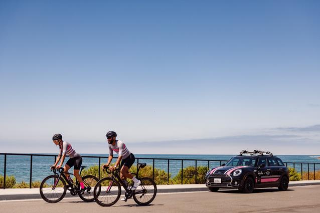 MINI USA AND RAPHA NORTH AMERICA FORM PARTNERSHIP TO BRING TWO LIFESTYLE BRANDS TOGETHER