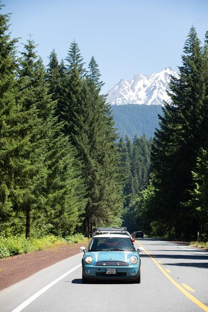 2018 MTTS Day 1 Portland to Ashland