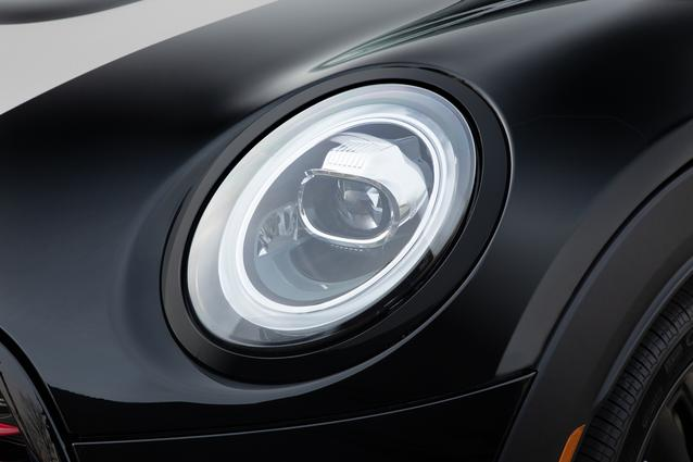 The new MINI John Cooper Works Knights Edition