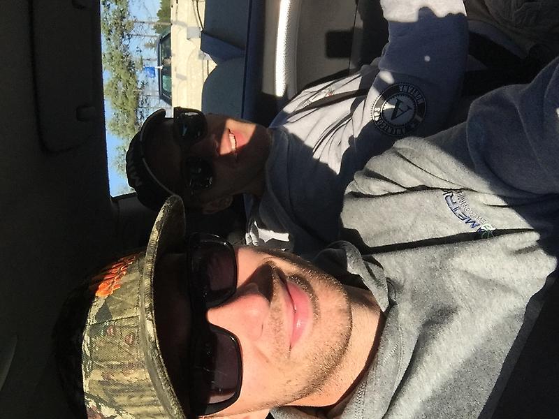 Brandon + Josh