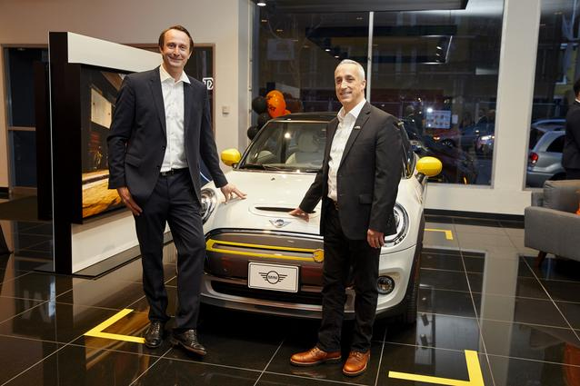 MINI USA AND SIXT RENT A CAR ANNOUNCE PARTNERSHIP WITH GRAND OPENING OF EXCLUSIVE MINI EXPERIENCE AND RENTAL LOCATION IN SAN FRANCISCO.