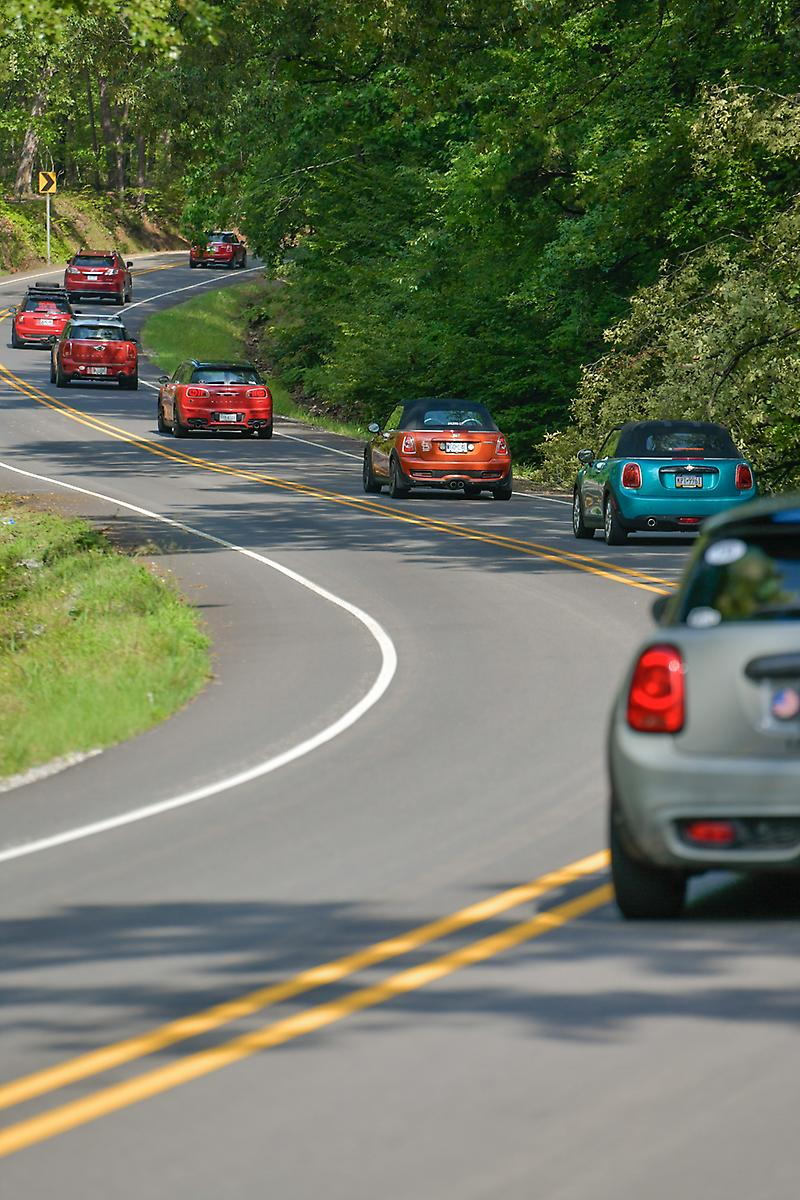 """MINI USA SET TO CELEBRATE FIRST EVER NATIONAL DAY OF MOTORING WITH """"MINI TOGETHER"""" OWNER EVENT."""