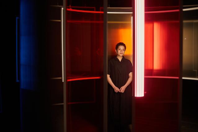 MINI Electric Experience- Perpetuum (Photo Credit:Daniel Seung Lee)