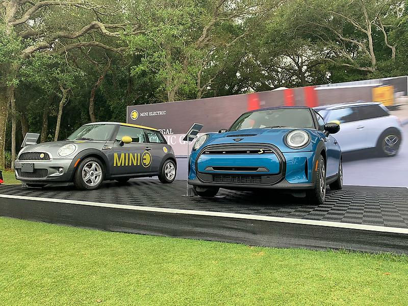 MINI Electric Featured at 2021 Amelia Island Concours de Elegance