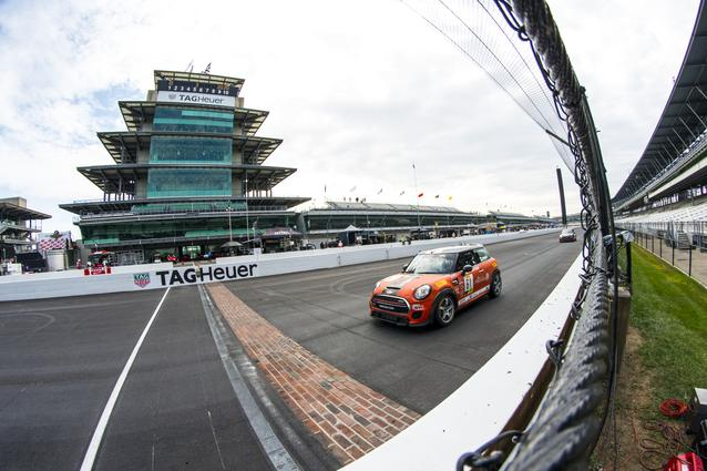 The MINI JCW Team secures back-to-back Manufacturers' Titles after solid performance in the 2020 SRO TC America season. Photo Credit: Images courtesy of the MINI JCW Race Team/LAP Motorsports LLC via Halston Pitman