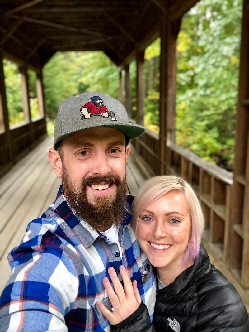 Melinda + Josh