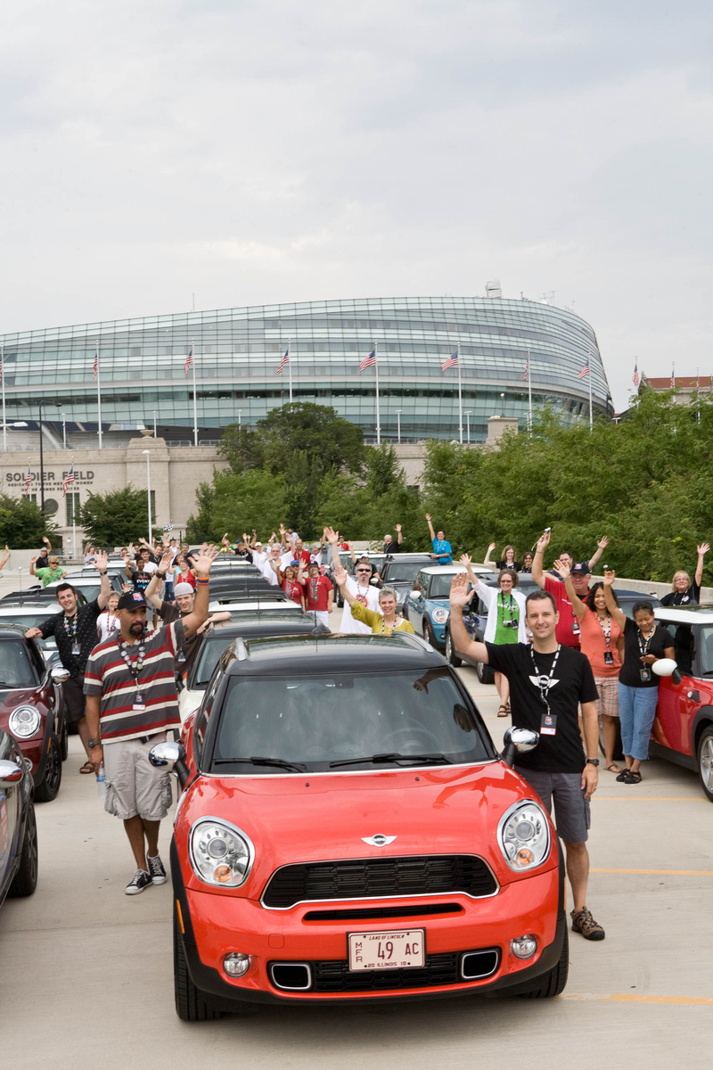 MTTS Rise and Shine Rally - Chicago<br />