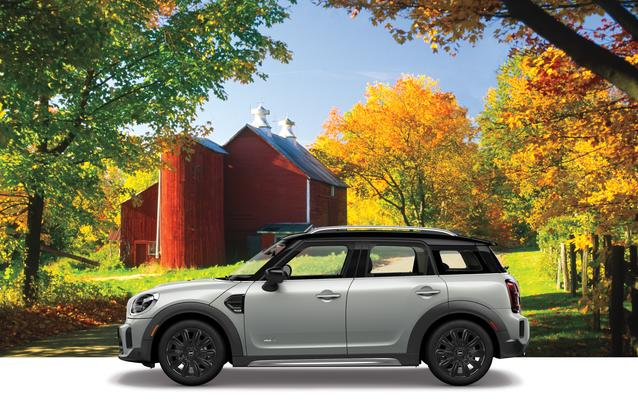 MINI Countryman Oxford special edition