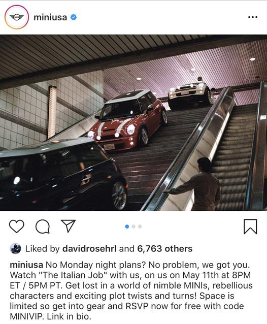 "MINI USA LAUNCHES ""MEET@MINI"" VIRTUAL EVENT SERIES TO HELP MINI COMMUNITY OF OWNERS AND FANS STAY CONNECTED."