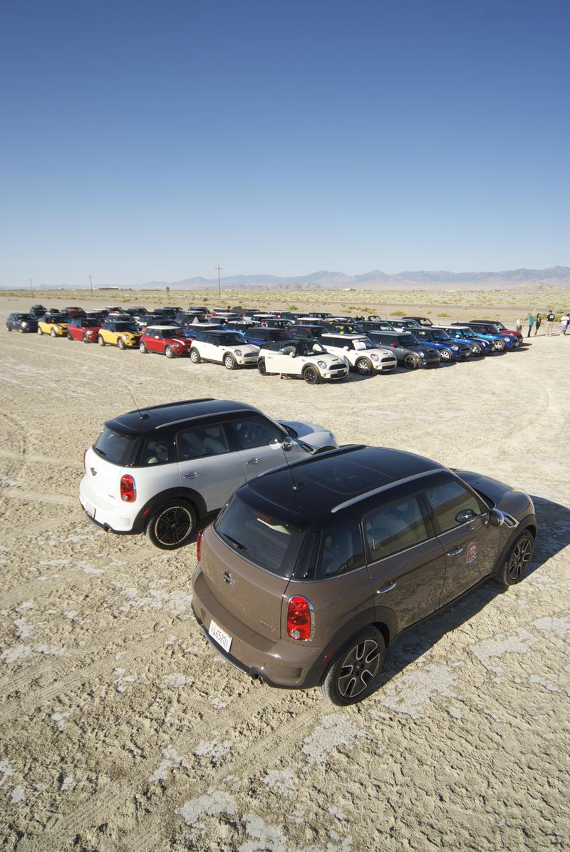 MTTS at the Bonneville Salt Flats<br />
