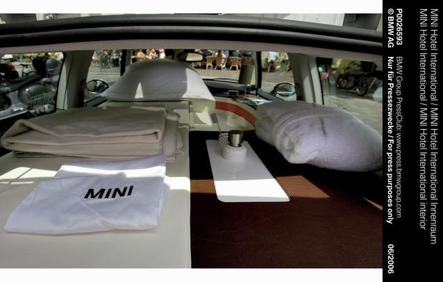 MINI Hotel International / MINI Hotel International interior (06/2006)