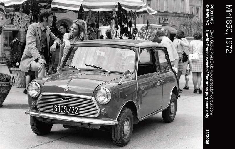 Mini 850, 1972 (11/2006)<br />
