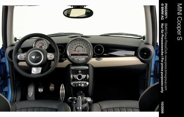 MINI Cooper S - Model Year 2007 (10/2006)