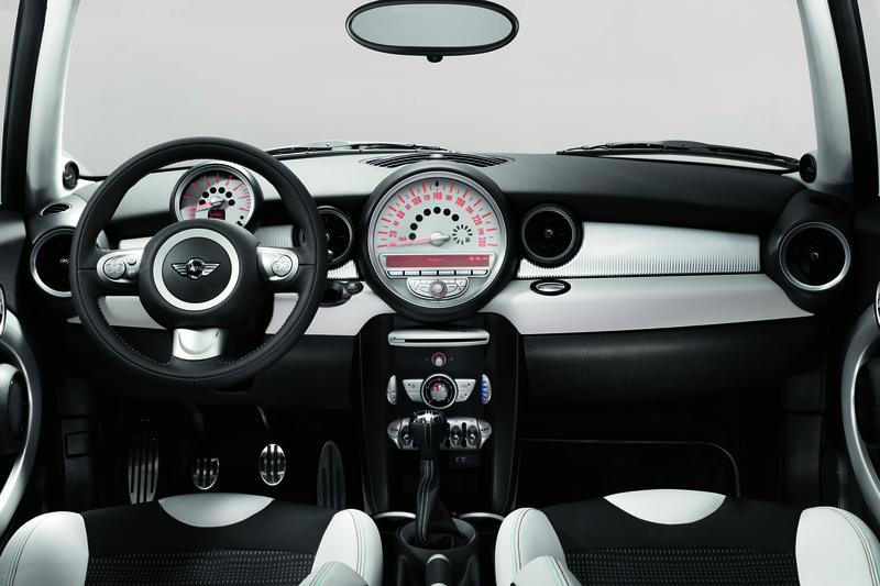 MINI Cooper S 50 Camden Interior (03/2009)<br />