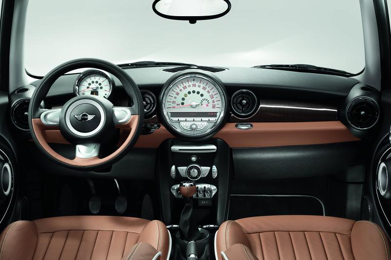 MINI Cooper 50 Mayfair Interior (03/2009)<br />