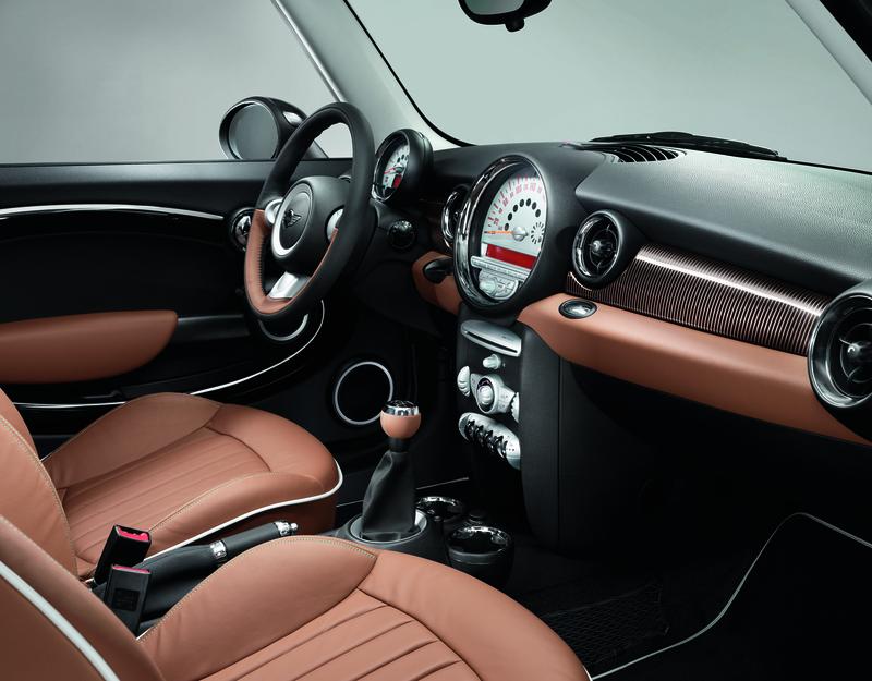 MINI Cooper 50 Mayfair Interior (03/2009