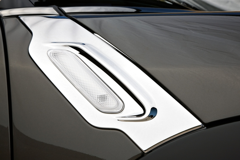 MINI Countryman Exterior Detail<br />