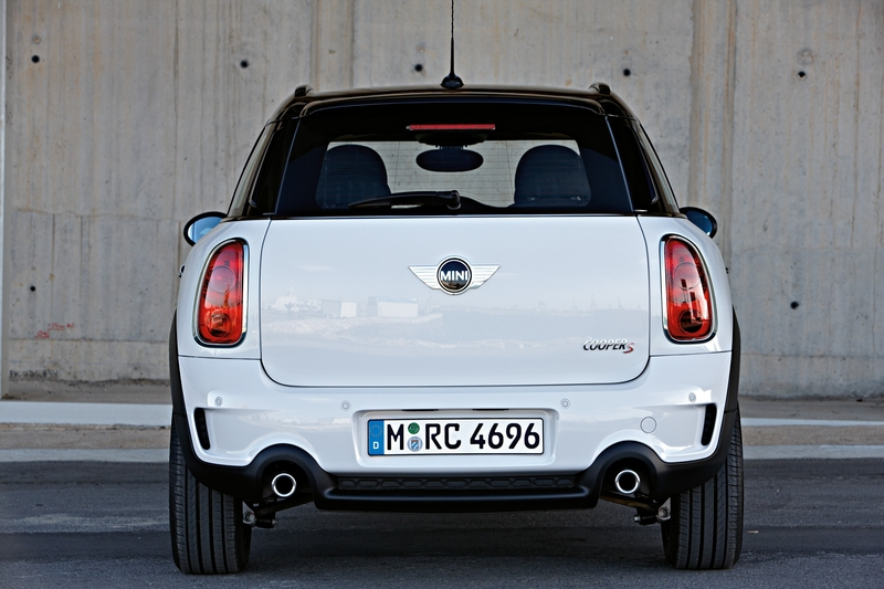 MINI Countryman Exterior<br />