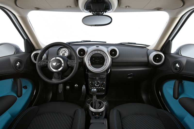 MINI Countryman Interior<br />