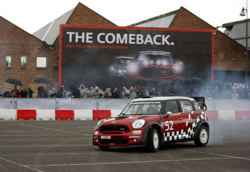 MINI WRC<br />