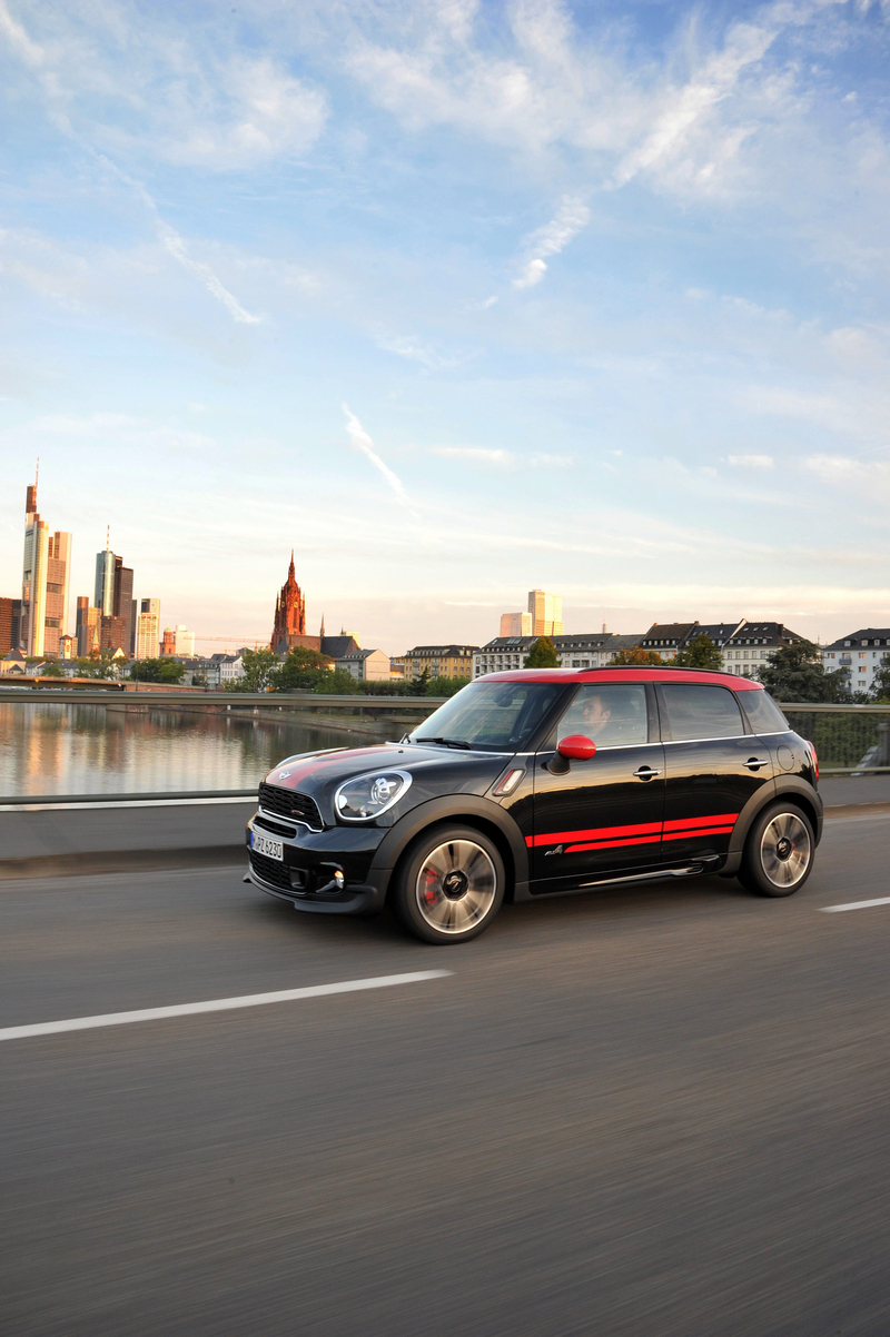 MINI JCW Countryman<br />