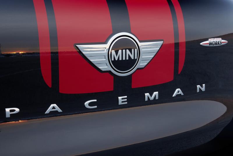 The MINI John Cooper Works Paceman