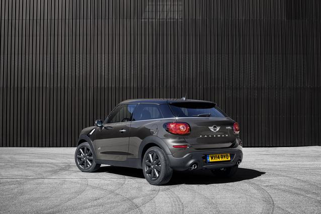 The new MINI Paceman