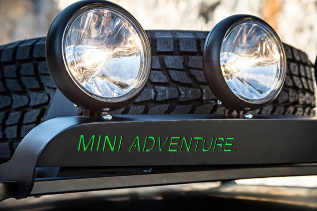 MINI Paceman Adventure. (04/2014)